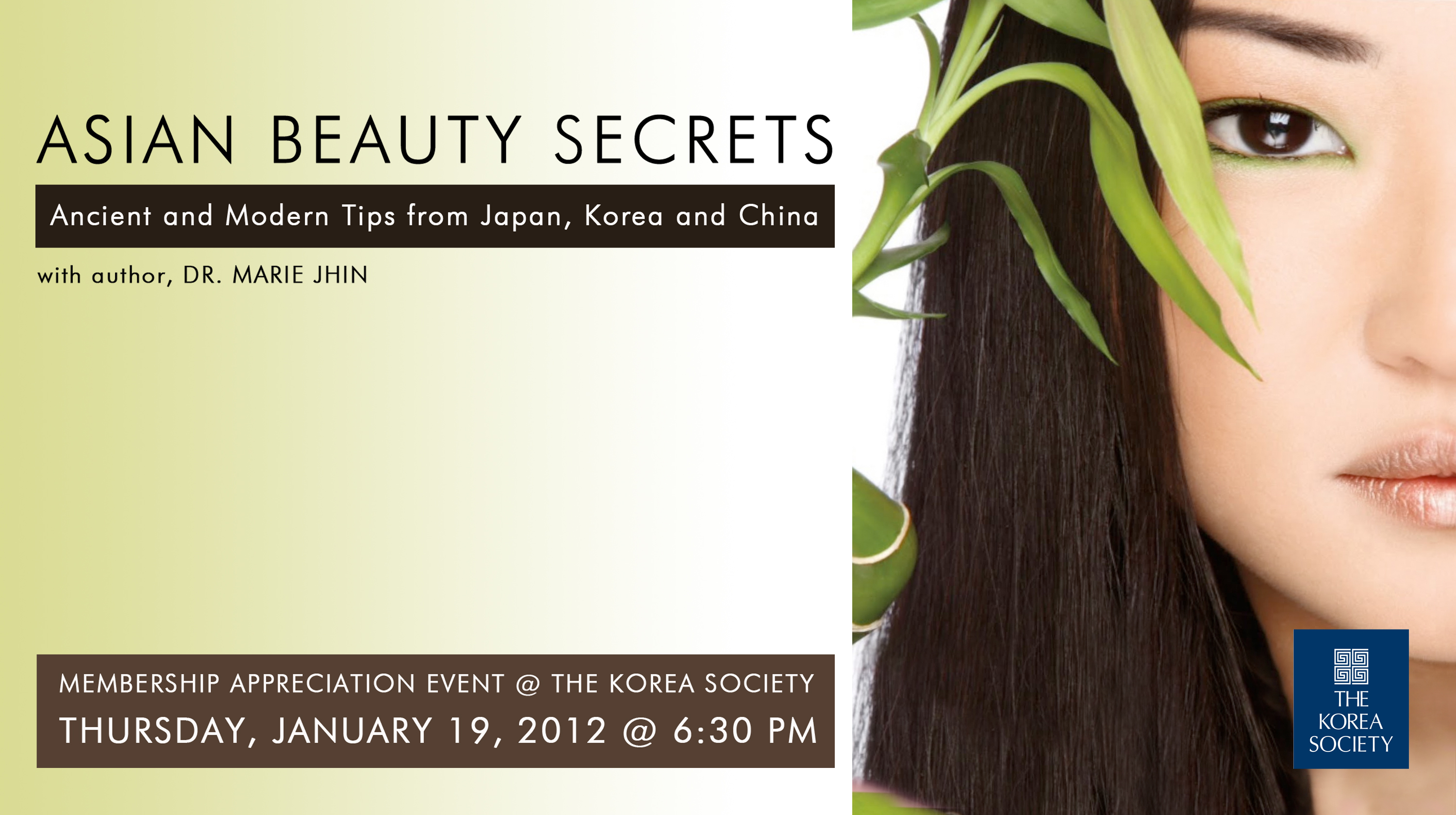 Asian Beauty Secrets: Ancient and Modern Tips from Japan, Korea