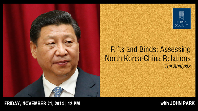 Rifts and Binds: Assessing North Korea-China Relations