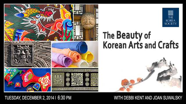 The Beauty of Korean Arts and Crafts