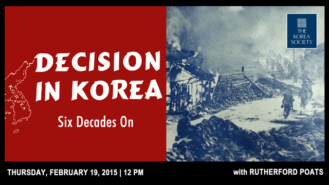 Decision in Korea: Six Decades On
