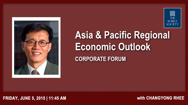 Asia & Pacific Regional Economic Outlook