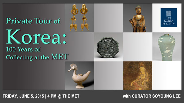 Private Tour of Korea: 100 Years of Collecting at the MET