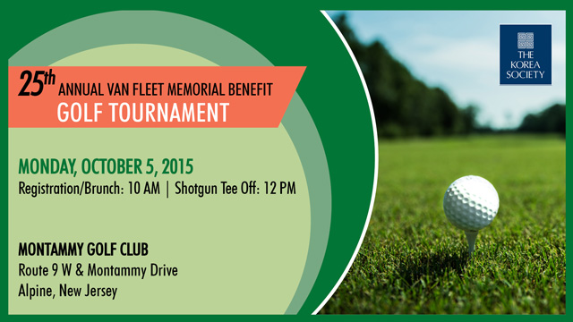 25th Annual Golf Tournament