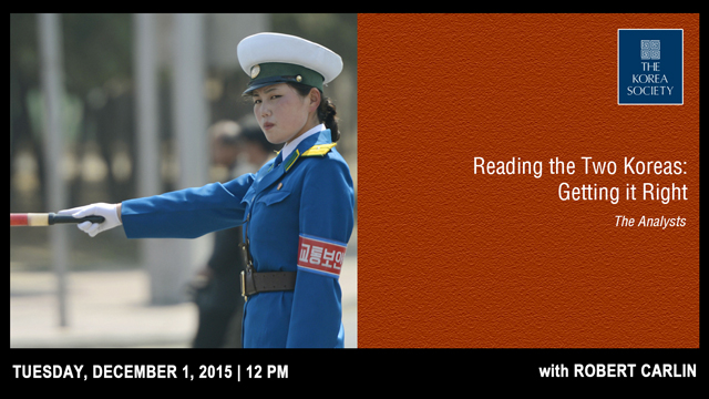 Reading the Two Koreas: Getting it Right