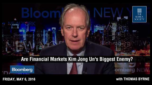 Are Financial Markets Kim Jong Un's Biggest Enemy?