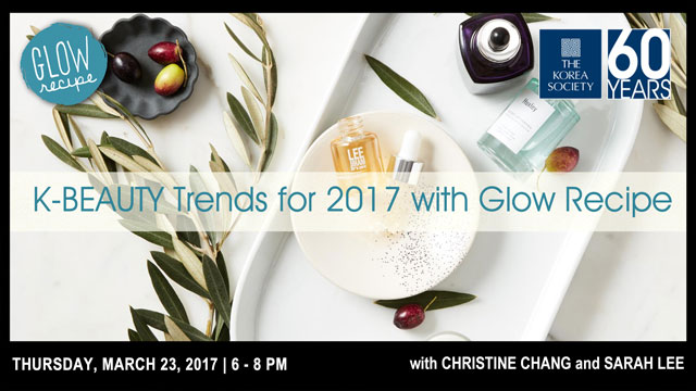K-Beauty Trends for 2017 with Glow Recipe