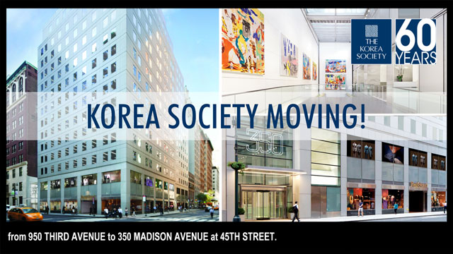 Korea Society Moving!