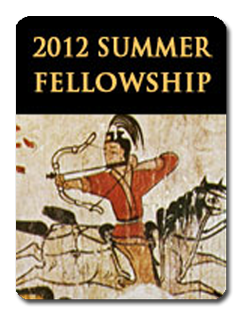 2012 Summer Fellowship in Korean Studies
