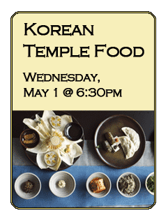 2013 05 01  Korean Temple Food icon