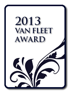 2013 Van Fleet Award Honorees