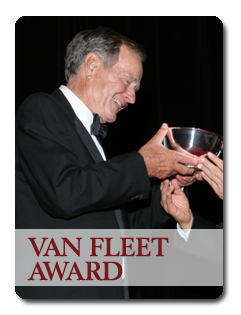 James A. Van Fleet Award