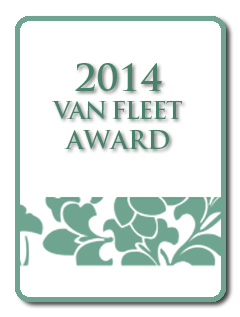 2014 Van Fleet Award Honorees