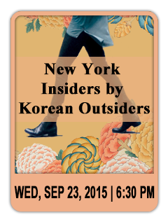 New York Insiders by Korean Outsiders