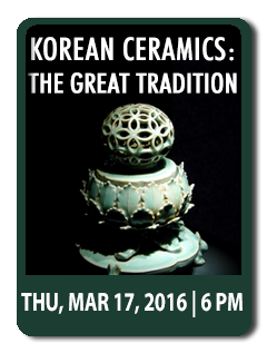 Korean Ceramics: The Great Tradition