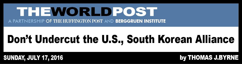 huffington post korea